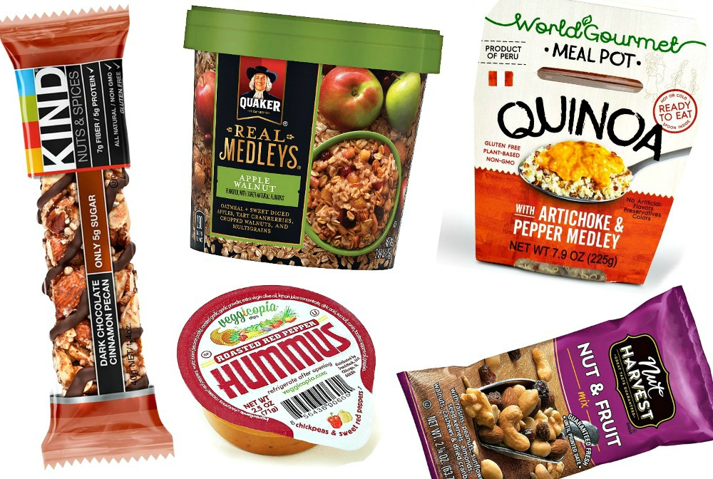 These are the Best Airplane Snacks to Pack for Long Flights