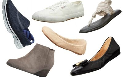 The Best Travel Shoes Currently on Sale