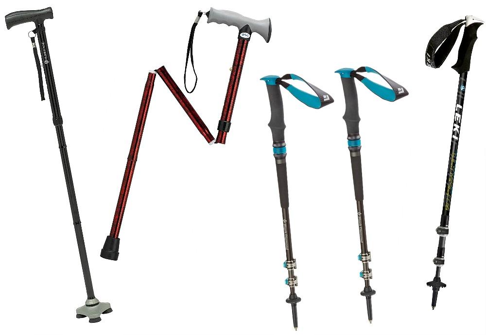 Best Walking Sticks for Travel