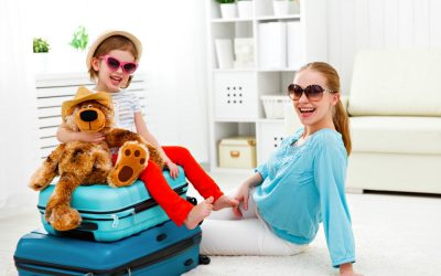 How to Make Traveling with Small Children Easier
