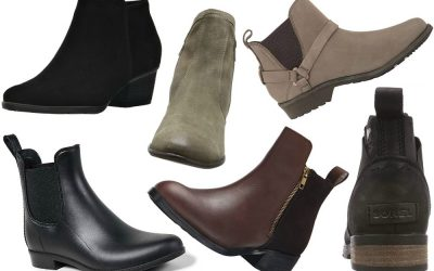 Ankle Booties: The Best Shoes for Travel to Europe in Spring and Fall