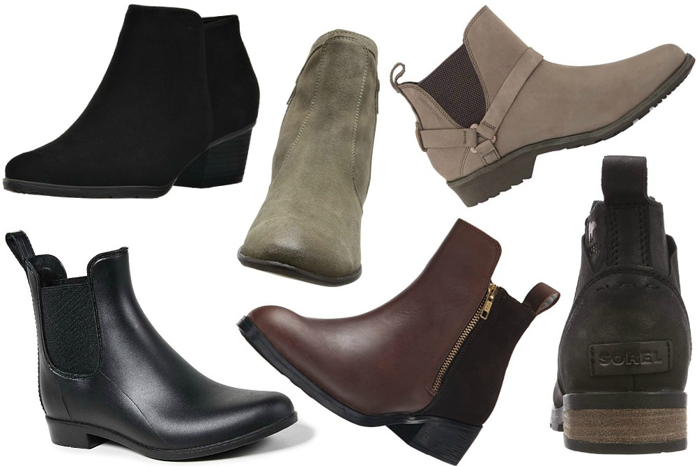 ankle booties the best shoes for travel to europe in spring and fall