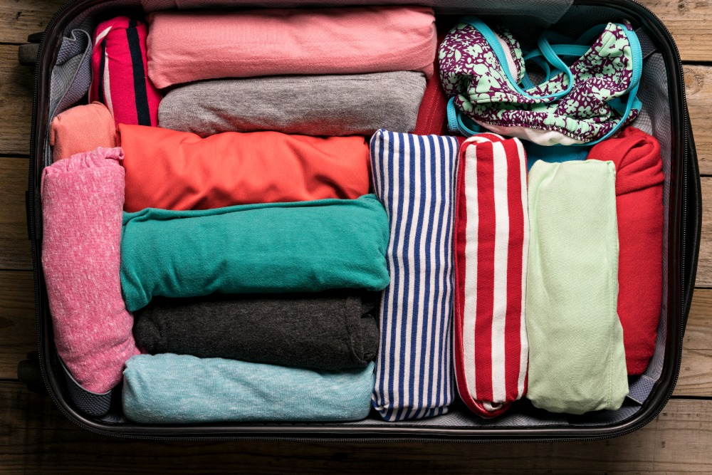 How to Save Space in Your Suitcase