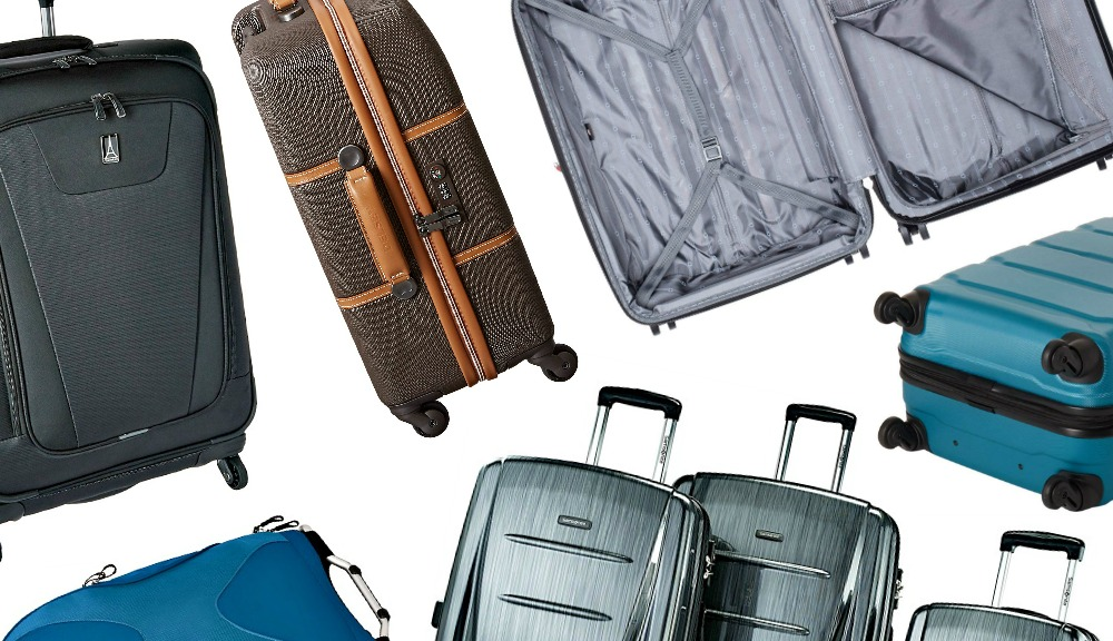 4479bb5fb2a Suitcase 101  How to Choose the Right Travel Luggage