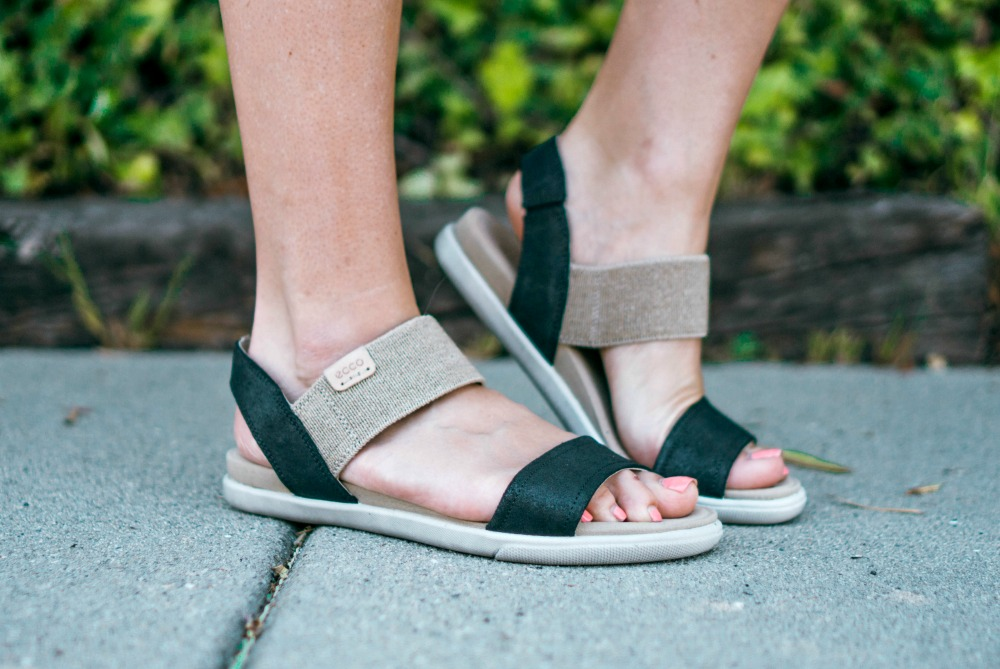 ECCO Damara Ankle Gladiator Sandal Review