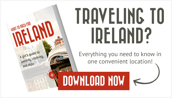 what-to-pack-for-ireland