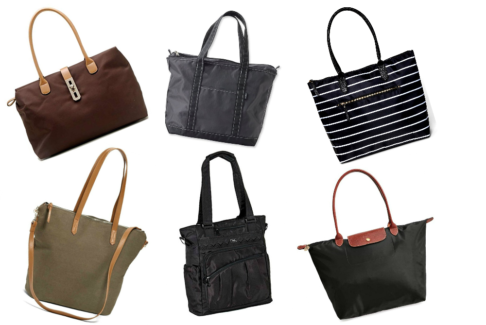 Affordable Bags Similar to Longchamp Le Pliage Tote