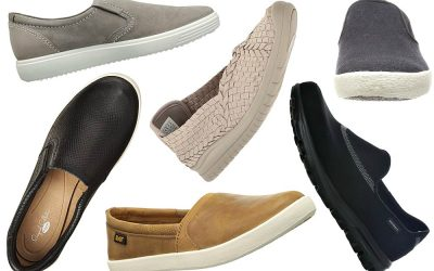 What are the Best Slip On Sneakers for Travel? These are 10 of the Most Comfortable Styles