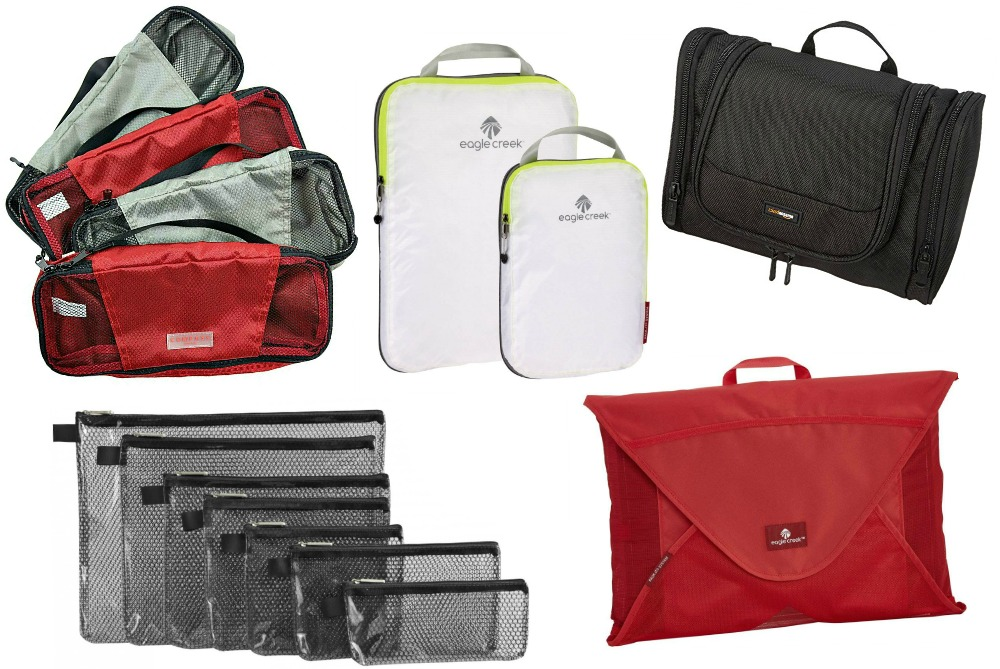 Packing Organizers: These Luggage Accessories Help you Travel Carryon