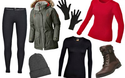 Arctic Clothing: Extreme Cold Weather Gear for Women