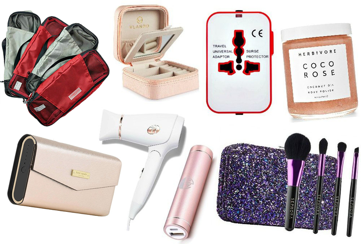 17 Beautiful Travel Gifts for a Glam Globetrotter