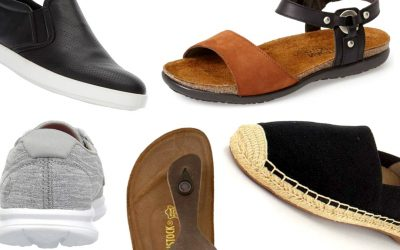 Best Shoes for Plantar Fasciitis: Travel Shoes with Good Arch Support