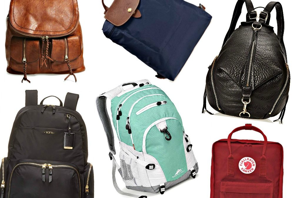 14 cute backpacks for travel women want to wear for Travel gear brand