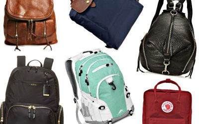 14 Cute Backpacks for Travel You'll Want to Wear Everywhere