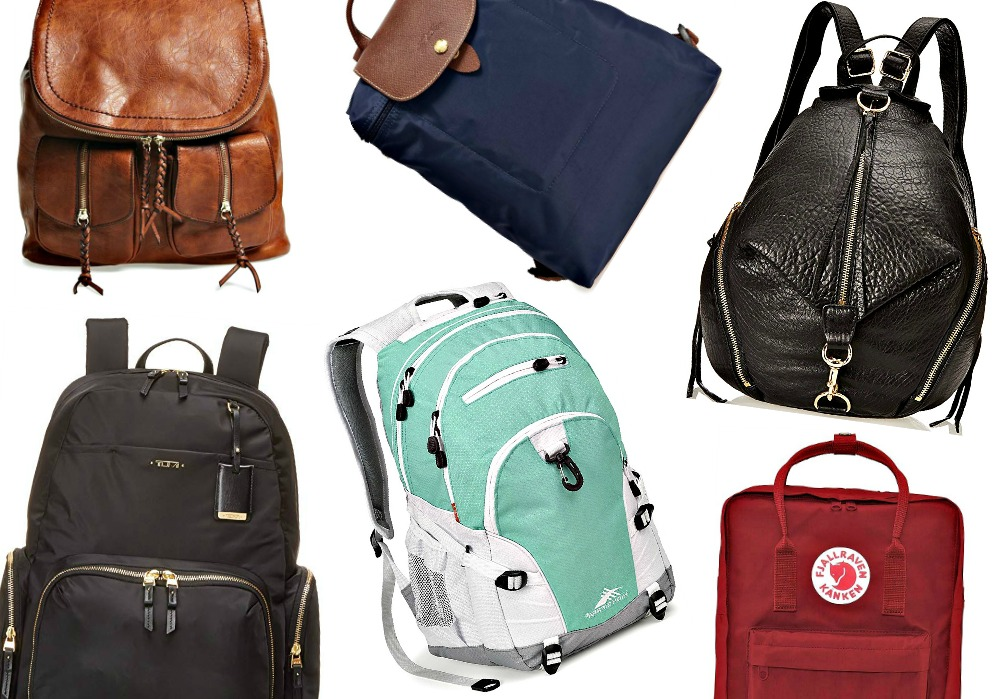 14 Cute Backpacks for Travel Women Want to Wear 1561a86236fbc