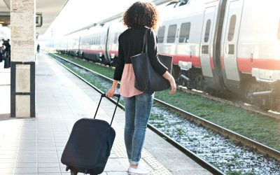 How to Live Out of a Suitcase for 5 Weeks