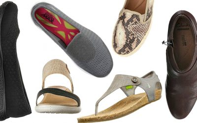 The Most Comfortable and Cute Walking Shoes for Travel 2019