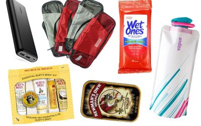 Airplane Essentials: Top Items to Make Flights More Enjoyable