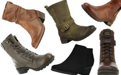 Best Travel Shoes: Womens Leather Boots