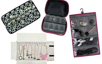 How to Pack Necklaces and Avoid Tangled Jewelry