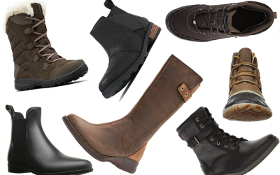 The Best Waterproof Boots for Travel