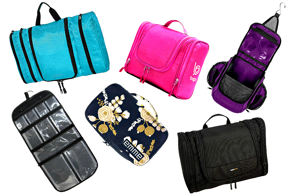 17499fc24625 What's the Best Hanging Toiletry Bag for Women?