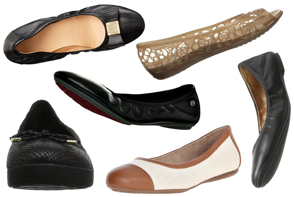 7e8a24c6b9 The Most Comfortable Ballet Flats for Travel (they're Cute, too!)