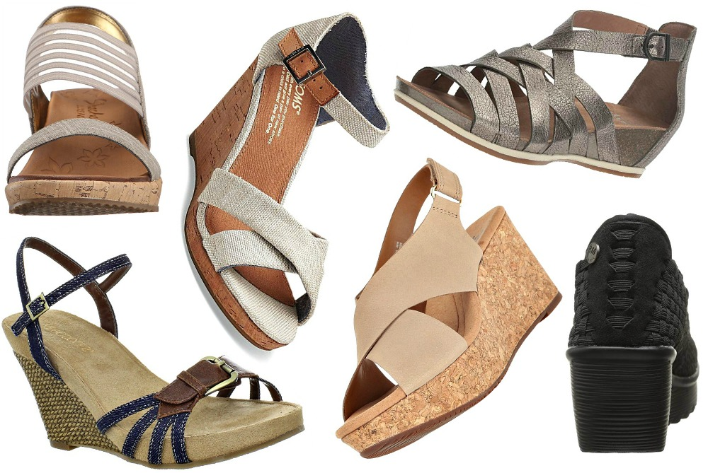 differently how to choose on feet shots of 8 Most Comfortable Wedges for Travel 2019