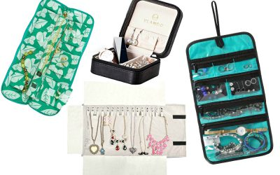 Ultimate Jewelry Packing List: Reader Tips, Travel Jewelry Cases