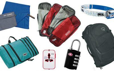 Backpacking Checklist: Top 10 Hostel Travel Essentials