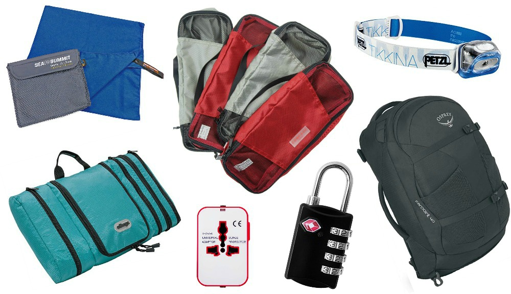 Backpacking Checklist: Top 10 Hostel Travel Essentials