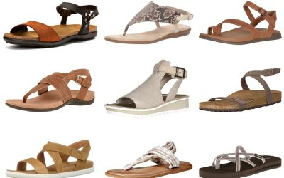 17 Best Womens Sandals for Travel in Summer: Reinventing How Comfort Looks