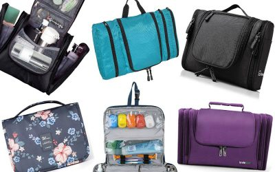 The Best Toiletry Bags for Travel: Which will you choose?