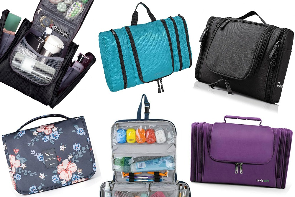 a7f108d5fe92 The Best Toiletry Bags for Travel 2019: Which Will You Choose?