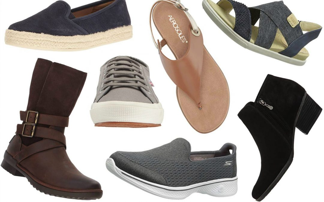 Most Comfortable and Cute Walking Shoes for Travel 2019