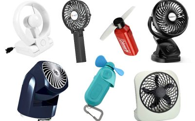 Best Travel Fans to Keep You Cool in Hot Destinations