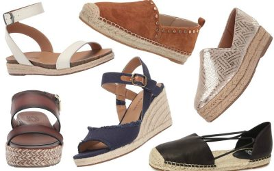 Stylish Womens Espadrilles: Shoes for a Summer Getaway