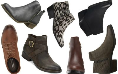 Shop the Best Ankle Boots for Fall (travel with them through Spring!)