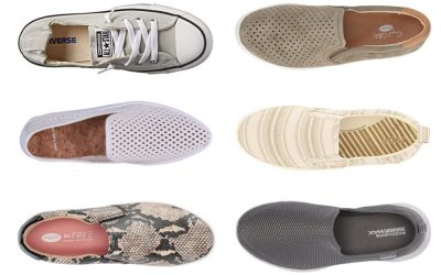 What are the Best Slip On Sneakers for Women? These are 11 of the Most Comfortable Styles for Travel