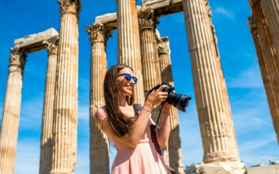 What to Wear in Greece: Packing List for Athens and Style Ideas!