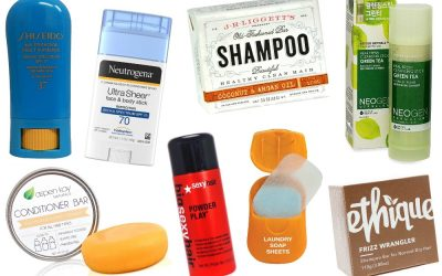 Solid Toiletries for Travel: Forget TSA Approved Liquids