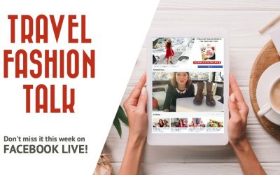 Travel Fashion Talk: Episode November 13, 2019