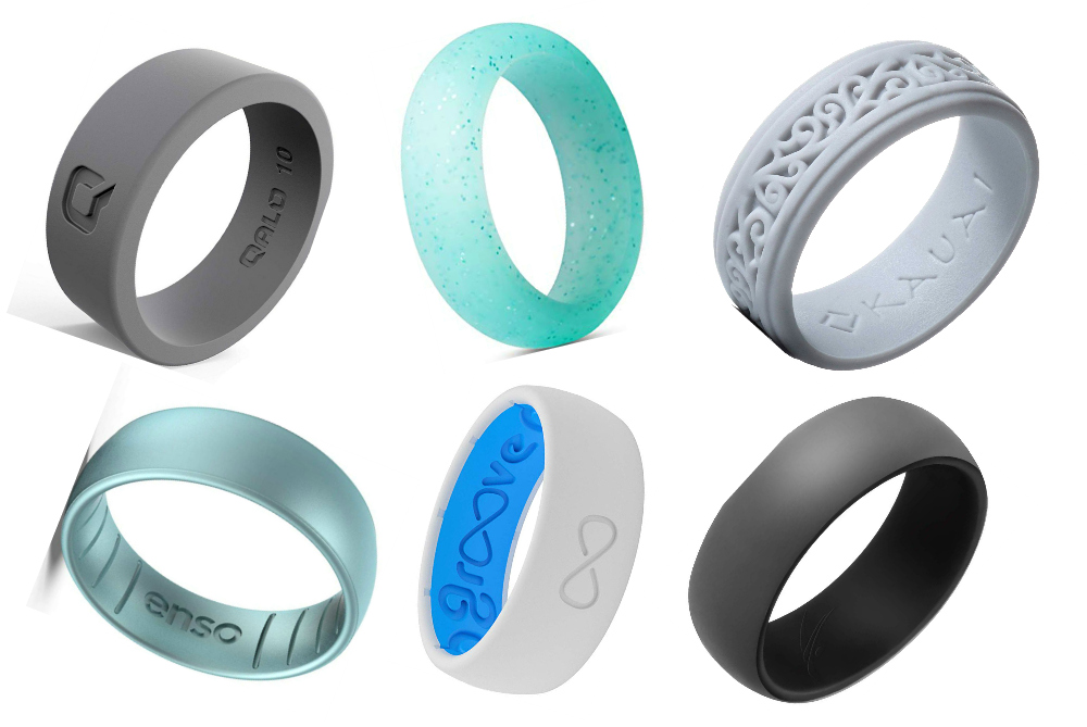 Best Silicone Rings for Travelers Wanting an Alternative to Wedding Rings