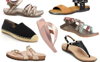 The Best Shoes for Cruise Vacations to the Caribbean