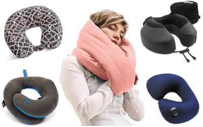Best Travel Pillow Styles to Support Your Neck and Head for Better Sleep