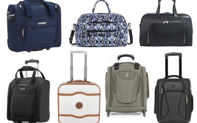 Best Under Seat Luggage and How to Pack with Minimal Space