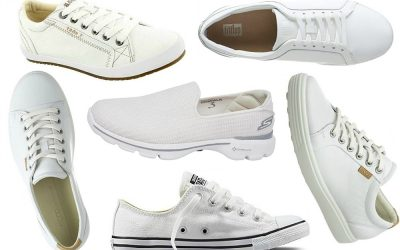 Best White Sneakers for Jetsetters