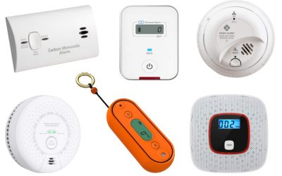 Best Portable Carbon Monoxide Detector to Keep You Safe During Travel