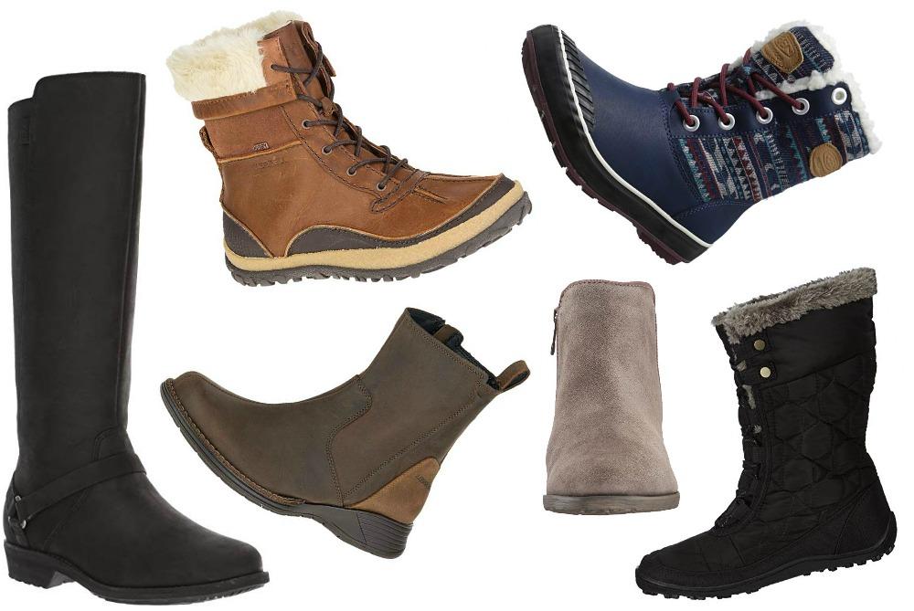 Waterproof Boots to Wear for Winter