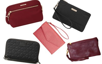 Best Wristlets for Travel that Are Pretty (And Practical!)